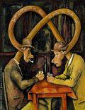 Cezanne-kartenspieler