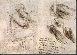 a-seated-man-and-studies-and-notes-on-the-movement-of-water