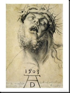 albrecht-duerer-head-of-the-dead-christ-1503
