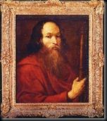4. Leonardo's Self portrait of 1500 Florence