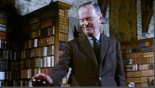 Kenneth Clark in Civilisation 13