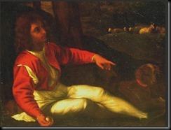 3. Raphael in 1512 Renaissance Garb -  as 'Paris'