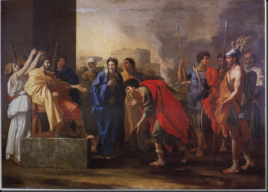 Clemency of Scipio