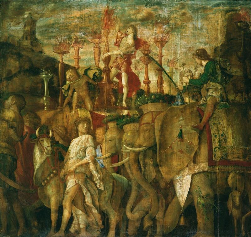 Triumph5-Mantegna-elephants