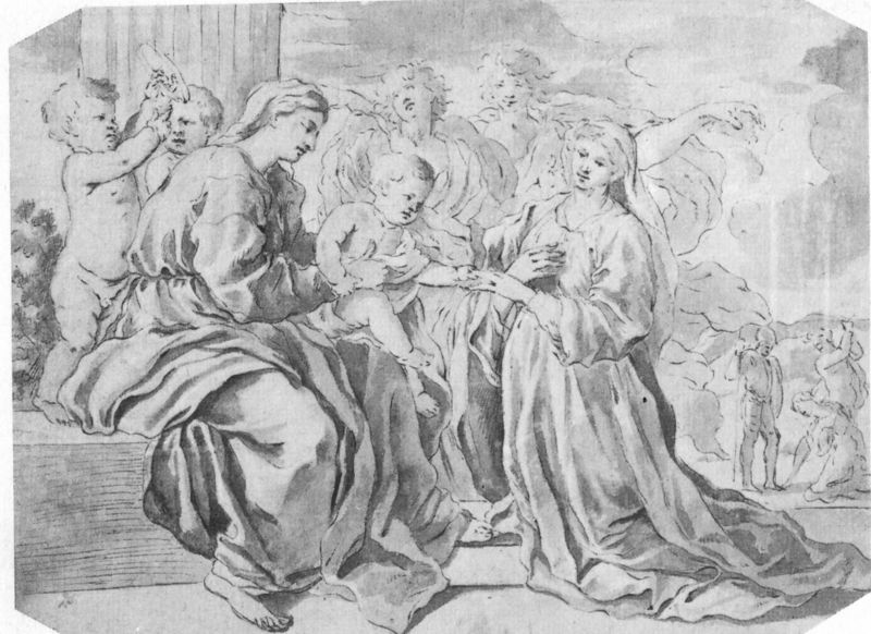Mystic marr drawing