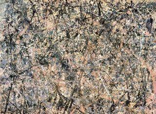 Pollock lavender mist