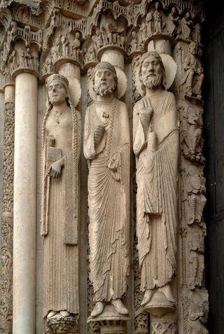 Cenral_tympanum_Chartres