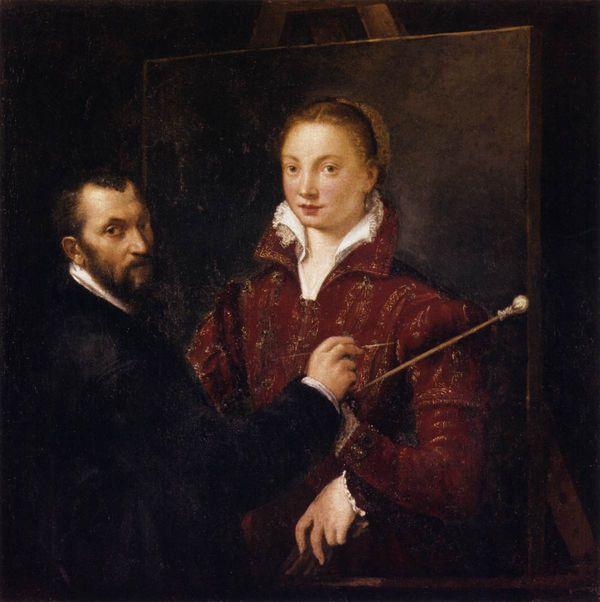 95a78afd46751 Module 3: The Artist's Studio. Week 2: A Portrait of the Artist's Studio -  Art History Certificate