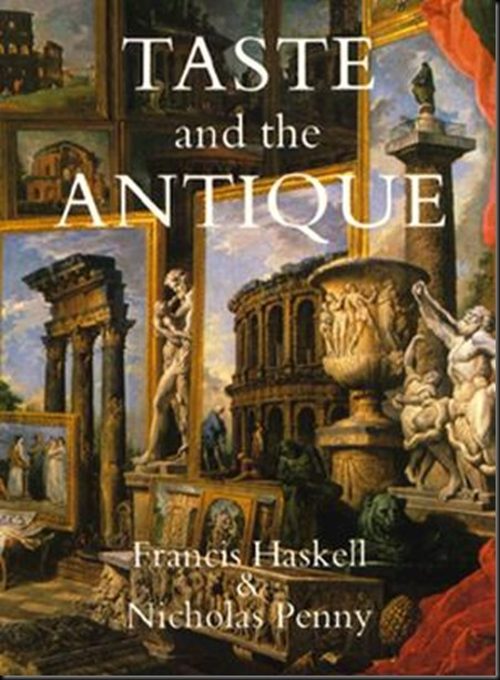 Taste-and-the-Antique-Haskell-Francis-9780300029130