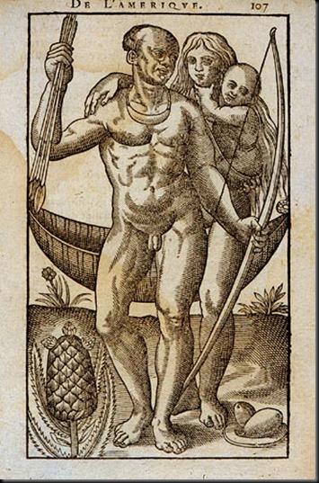 06-Jean-de-Lery_histoire-Brasilien-Amerika-1578-darstellung-indianern-indios-europaeisch
