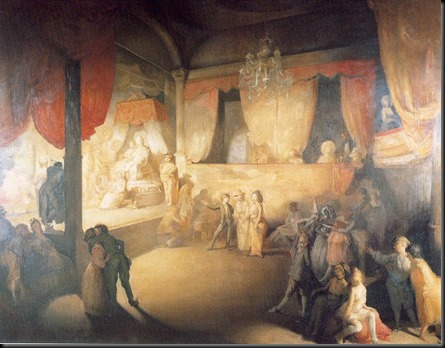 William_Orpen_Play_Scene_from_Hamlet
