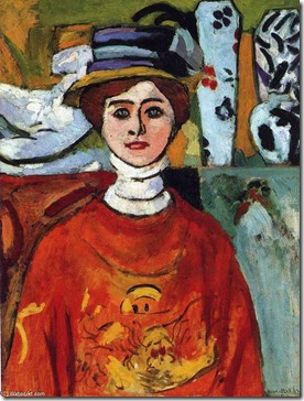 Henri-Matisse-The-girl-with-green-eyes
