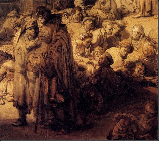 Rembrandt-St-John-The-Baptist-Preaching-Detail