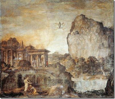 Polidoro_da_Caravaggio_Noli_me_tangere_San_Silvestro_al_Quirinale_1525