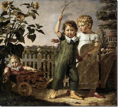 the-hc3bclsenbeck-children-philipp-otto-runge-1806